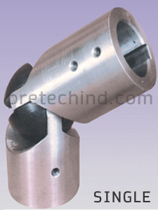 products of pre tech industries ball type universal joint rod